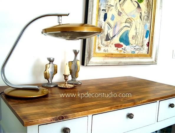 Kp tienda vintage online l mpara de mesa vintage fase - Lamparas de mesa originales ...