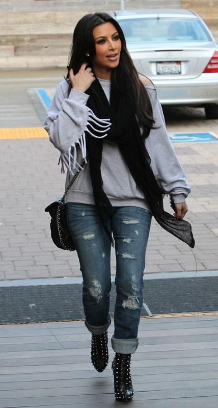 Viva La Fashion I Beauty Life Style Blog Kim Kardashian 39 S Street Style