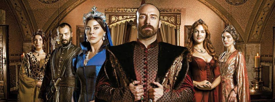 "about Famous Ruler ""Sultan Suleyman"" aired in Urdu on Geo Kahani"