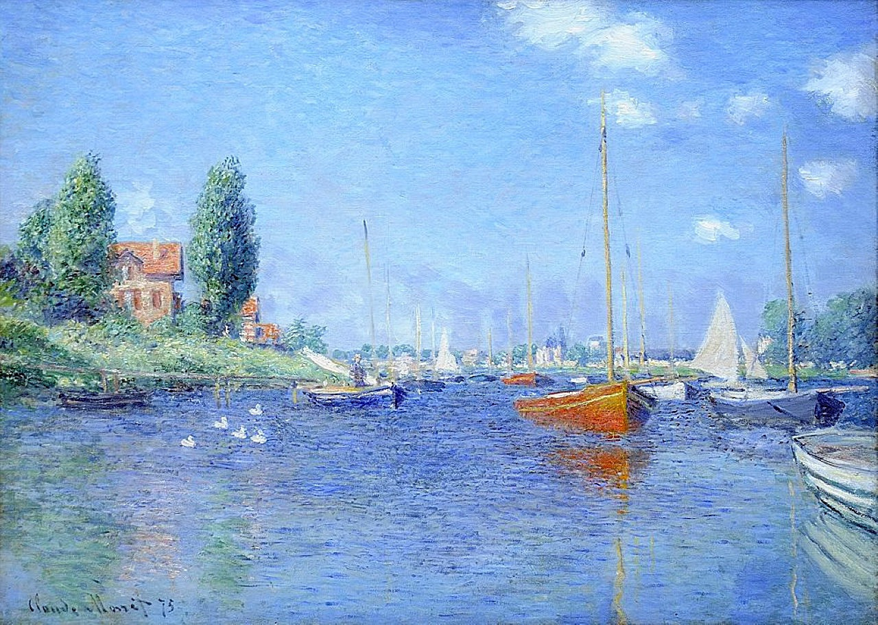 how claude monet change the world