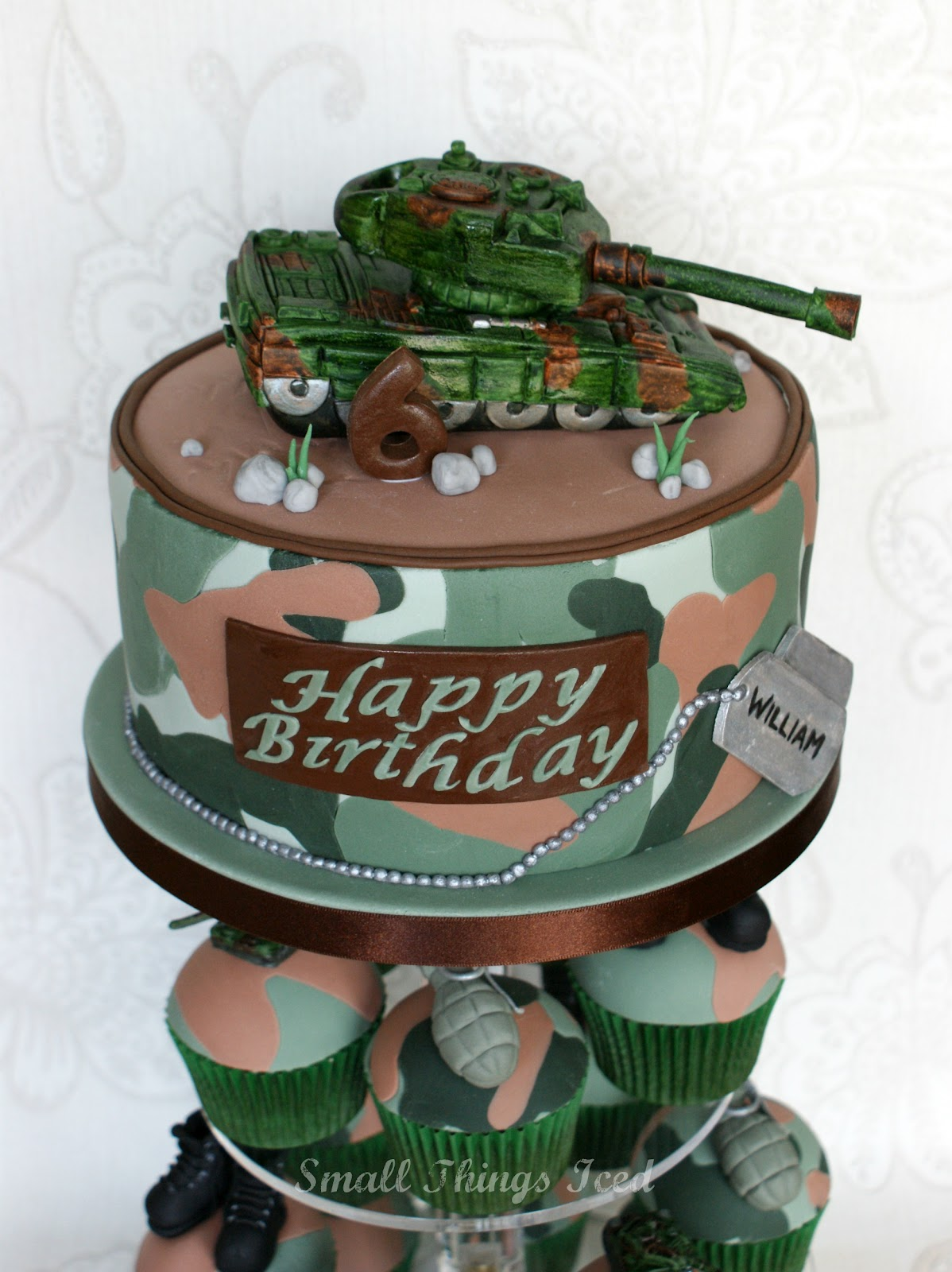 Army Themed Birthday Cake Image Inspiration of Cake and Birthday