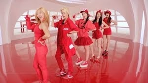 Other bands that I like Part 2 - f(x)
