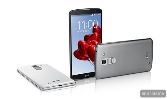 LG G Pro 2 android cihazı