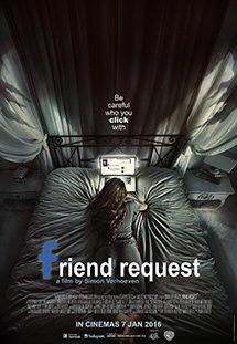 Kết Bạn Với Ma - Friend Request