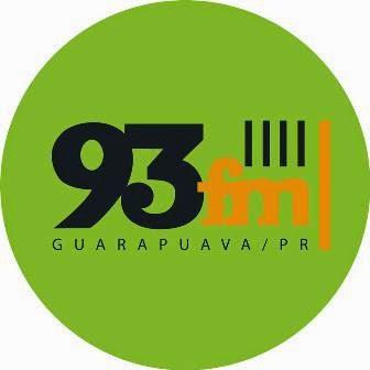 Rádio Cultura 93 FM de Guarapuava PR ao vivo
