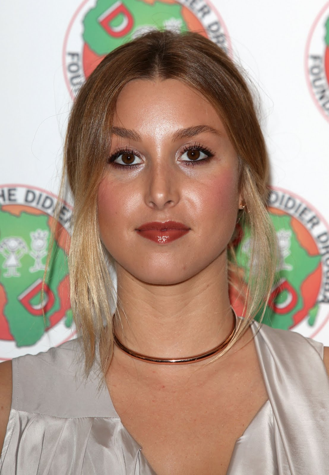 Whitney Port Attends The Didier Drogba Charity Ball In London, England