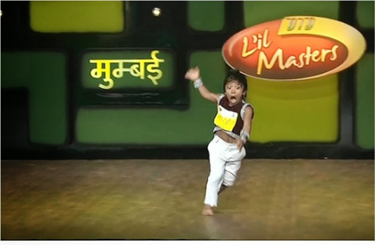 Dance Little Masters Season 3 (Mumbai audition)