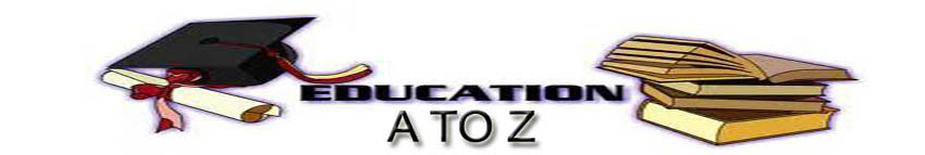 Education A to Z