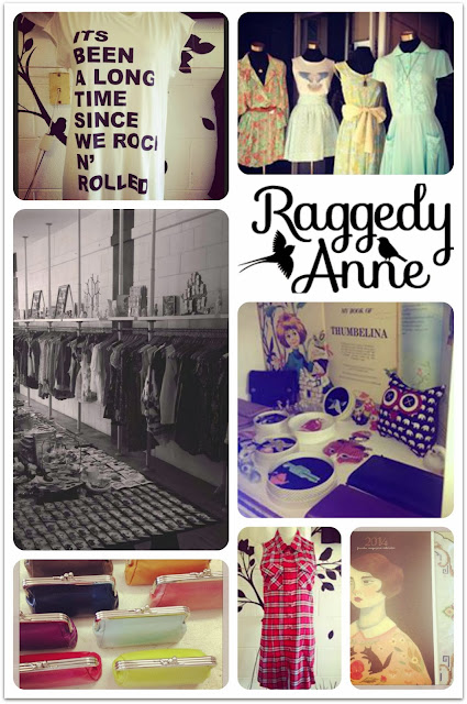 Shop Local - Raggedy Anne Boutique in Kingscliff fashion frankie