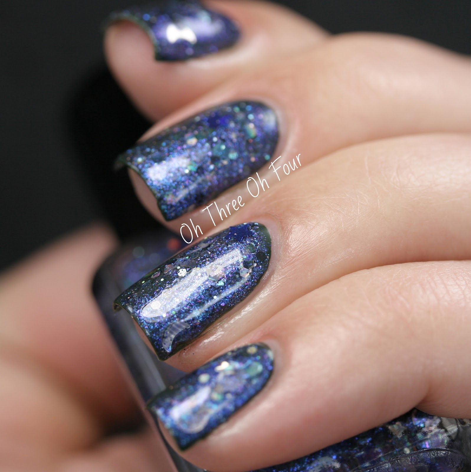 Lynnderella Dark Star Swatch