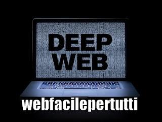 Deep Web -  Cos è e Come Funziona Il Lato Oscuro Di Internet