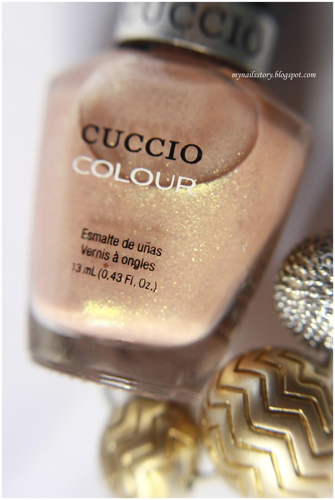 лак для ногтей Cuccio