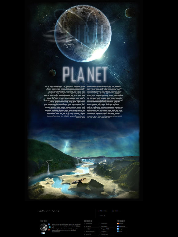 Sejarah-planet