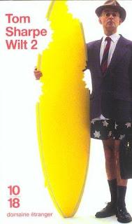 [Sharpe, Tom] Wilt : 2 Comment se débarrasser d'un crocodile, de terroristes et d'une jeune fille Wilt+2