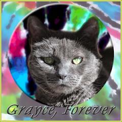Grayce  RIP.