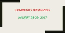 2. Community Organizing