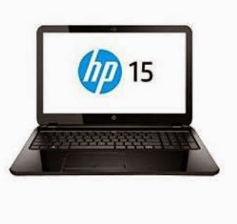 Amazon: Buy HP 15-R074TU Laptop (i3, 4GB. 1TB) with Bag for Rs. 27713