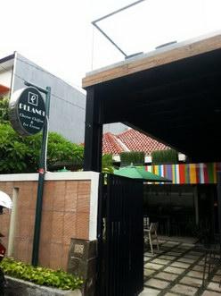 Cafe Pelangi Semarang Singosari