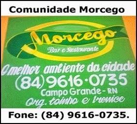 Morcego Bar e Restaurante - Campo Grande/RN.