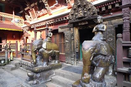 Patan Altın Tapınak