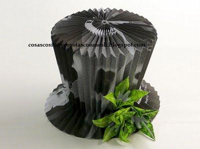 Como hacer un sombrero de papel