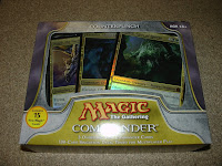 MTG Commander - Counterpunch (front)
