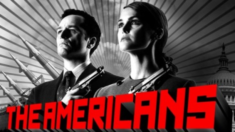The Americans on FX Banner