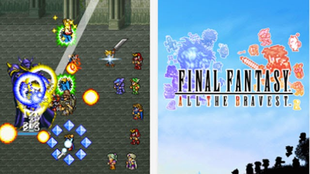 Final Fantasy All The Bravest-Android game