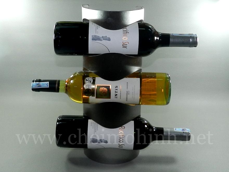 Giá để rượu treo tường