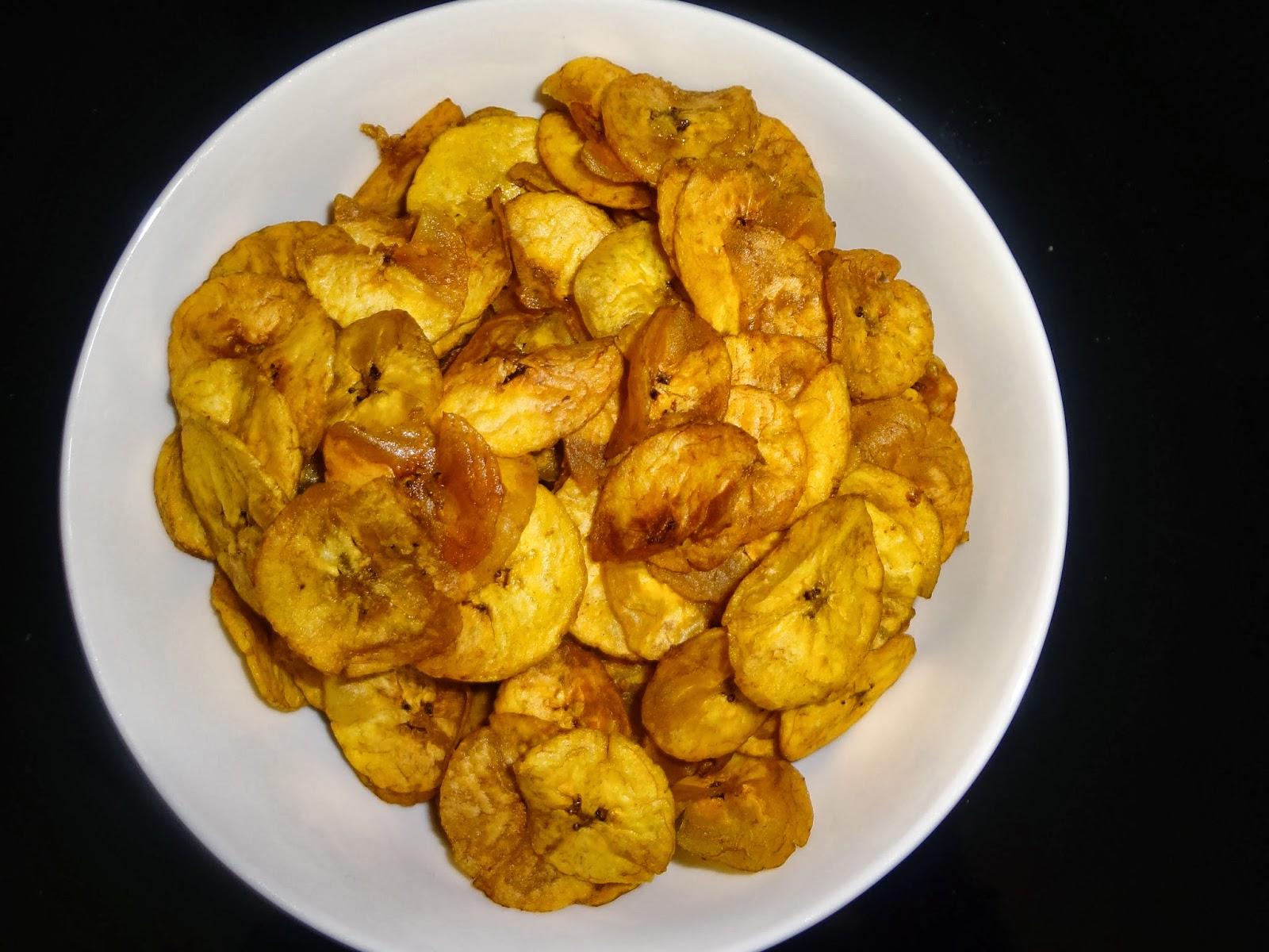 De keuken van de liefde bananenchips - Dressing liefde ...