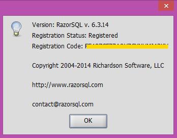 RazorSQL v6.3.14 (Win / Mac)