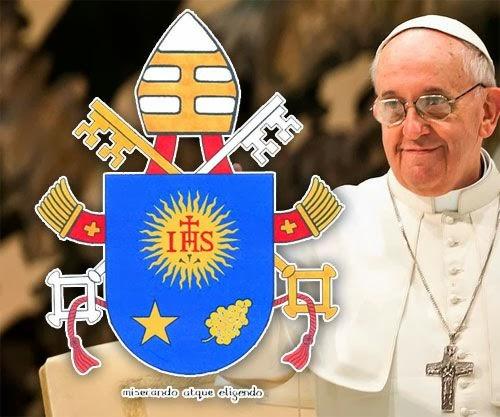 Oremus pro Pontifice nostro Francísce