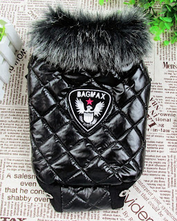 Cute Warm Small Dog Pet Waterproof Waistcoat Apparel Clothes Outfit For Winter