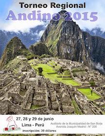 27, 28 y 29 de junio - Perú
