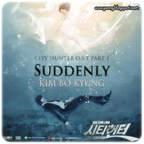 Kim Bo Kyung - Suddenly (시티헌터) City Hunter OST