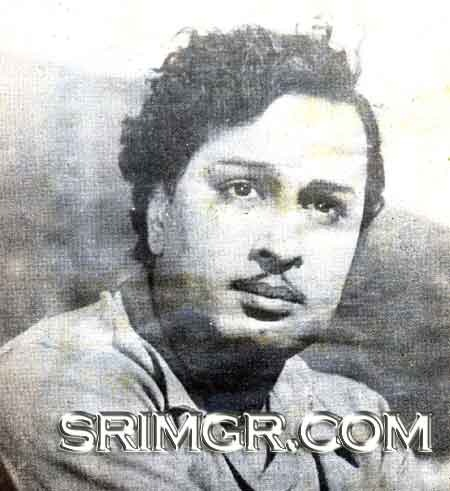 MGR in 'Anthaman kaithi' movie