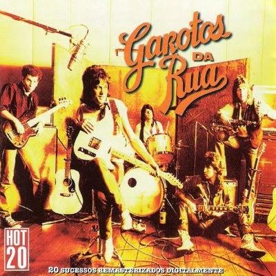 capa2 Garotos Da Rua: Hot 20 Sucessos (2014)