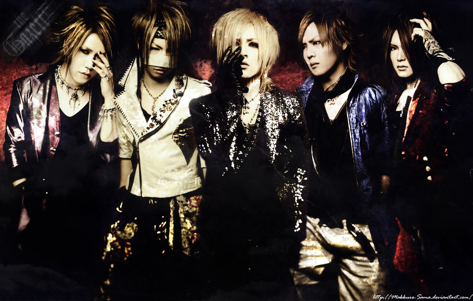 Melody of Life... Cause All Life Really Means: The GazettE ガゼット (Gazetto) Red Lyrics (Indonesia Translate)