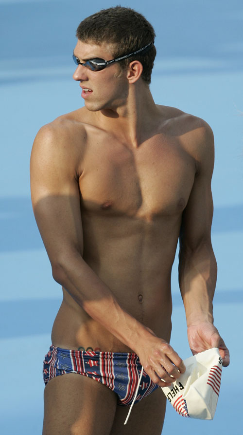 Michael Phelps hot