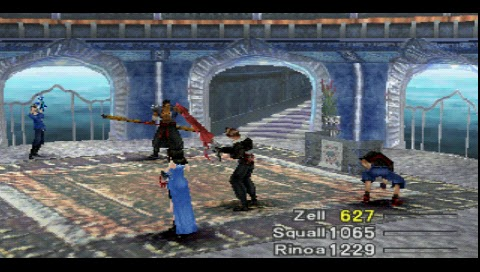 Final Fantasy VIII, Raijin and Fujin