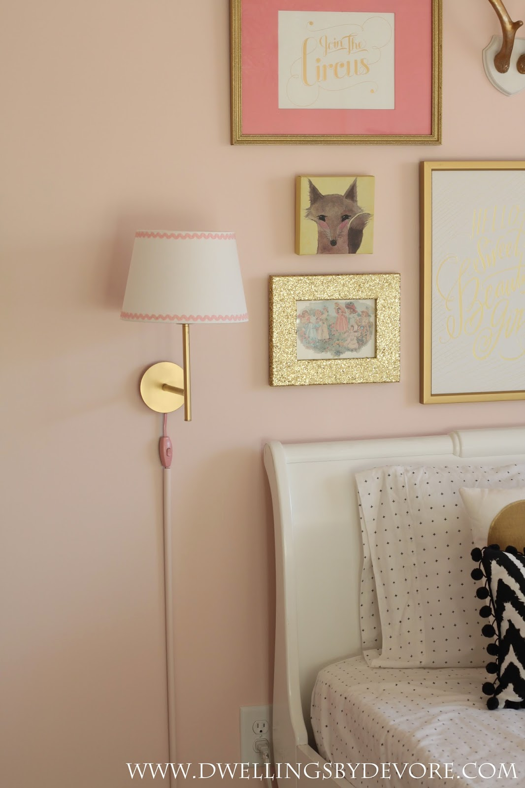 dwellings by devore ikea rodd wall sconce hack. Black Bedroom Furniture Sets. Home Design Ideas