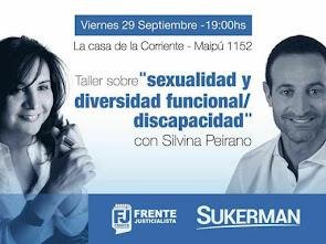 Taller sobre sexualidad y diversidad funcional