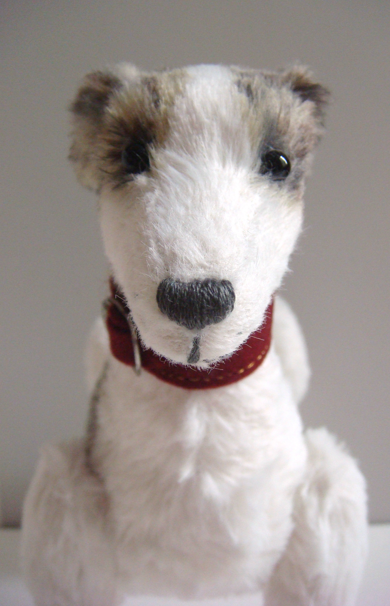 Drawing in the Dark: Whippet Toy Dog