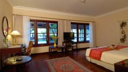 Executive Deluxe Room Singgasana Hotels & Resorts pilihan akomodasi terbaik di Indonesia