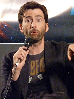 Photo of David Tennant by Matt Holden - Lords Of Time fan convention - 9/9/12