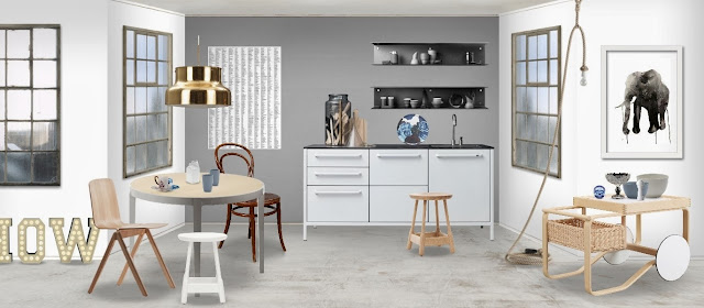 Sponsored post: Neybers - a kitchen with a twist