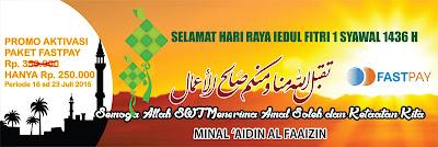 Idul Fitri 1436 H