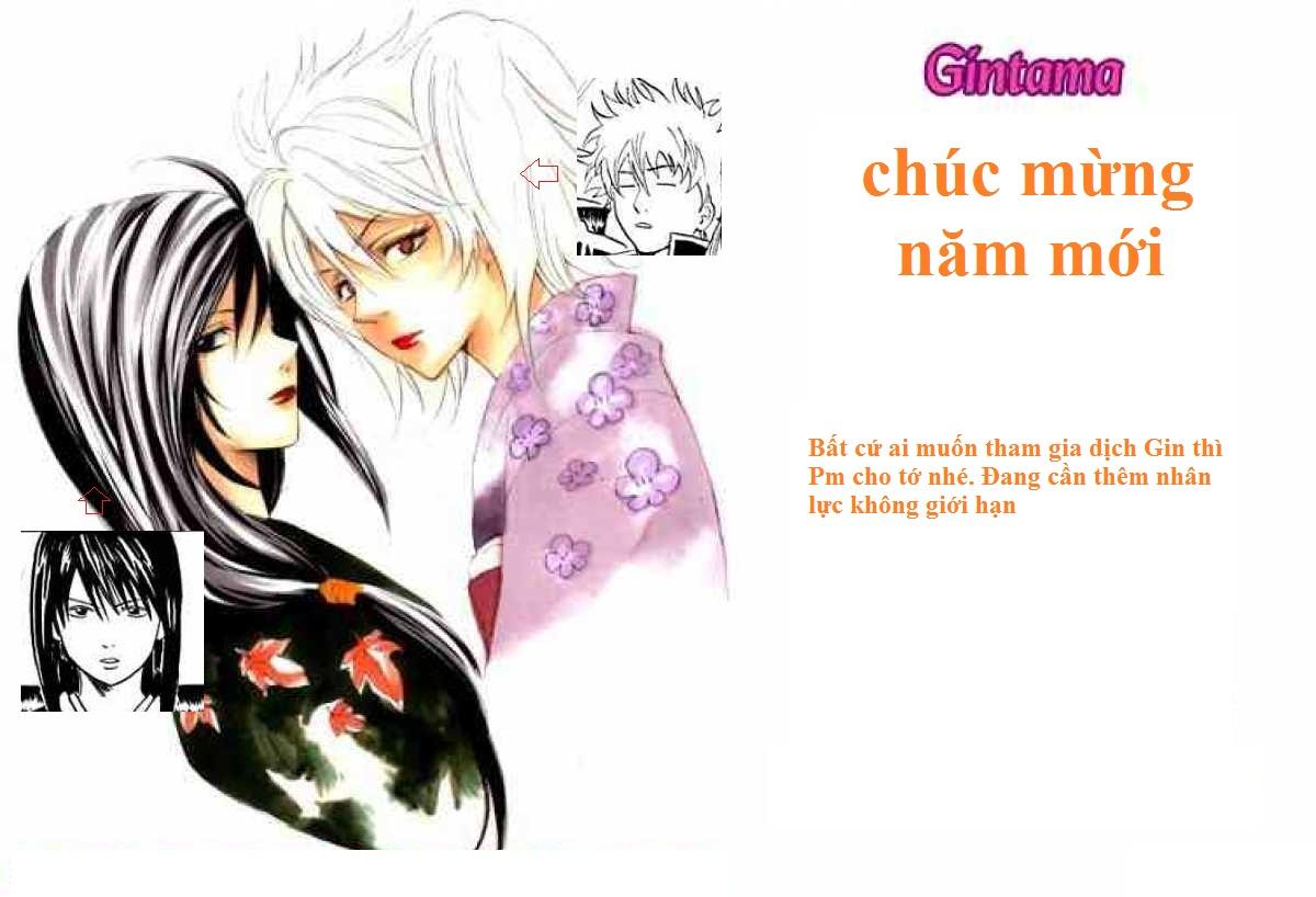 Gintama Chap 011