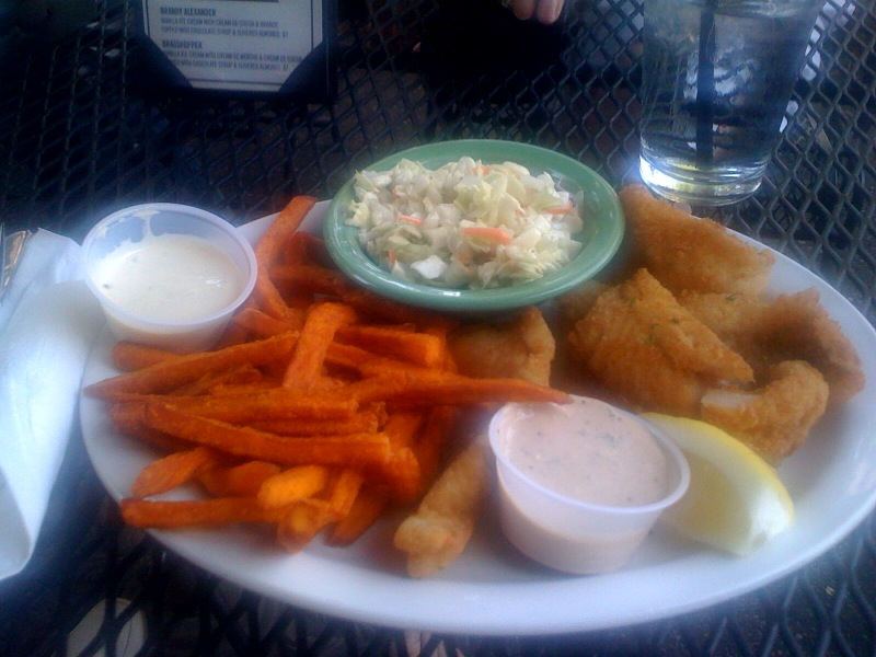 Wisconsin fish fry reviews minocqua brewing company for Best fish fry in wisconsin