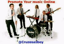 Promote you music here
